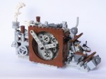 Steampunk Wayback Machine